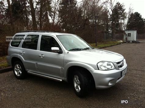 mazda hybrid 4x4 2007 mazda tribute 4x4 car photo and specs