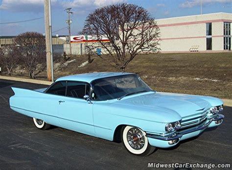 Classic 1960 Cadillac Coupe De Ville | Classic Cars for ...