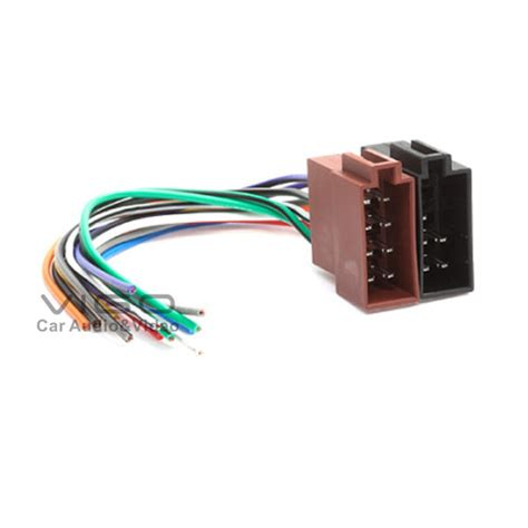 Universal Unit Wiring Harnes by 12 002 Universal Iso Radio Wire Wiring Harness