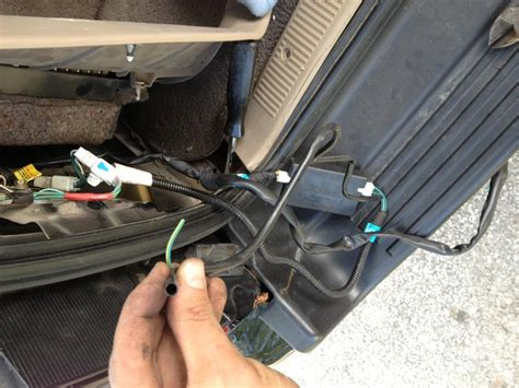 Factory Hitch Harness Wiring What This Wire Toyota
