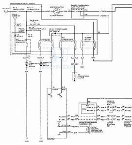 Honda Accord  Circuit Diagram  Air Conditioning