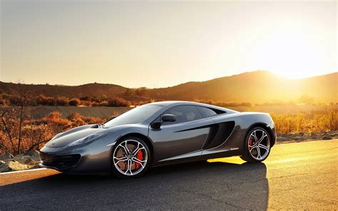 2013 Mclaren Mp4 12c Hpe700 By Hennessey Wallpaper