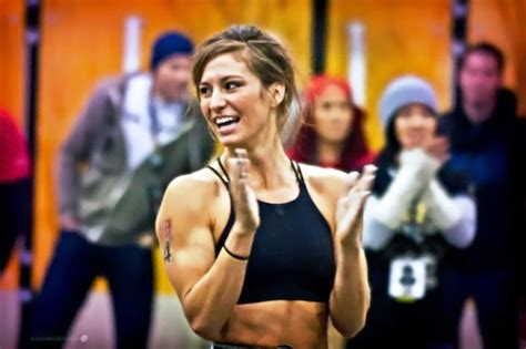 am駭ager cuisine crossfit athlete andrea ager with theathleticbuild com