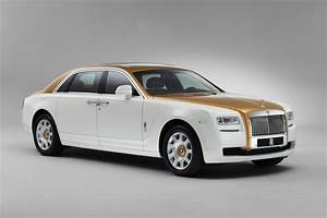 Auto Dynasty Lights Rolls Royce Reveals Ghost Chengdu Golden Sun Bird One Off