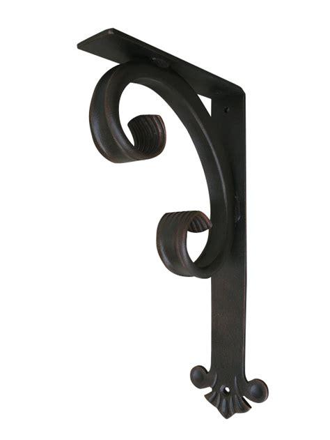 Decorative Metal Corbels by Decorative Iron Mantel Corbel Interior Exterior