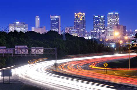 Birmingham, Alabama Skyline - AMA Birmingham