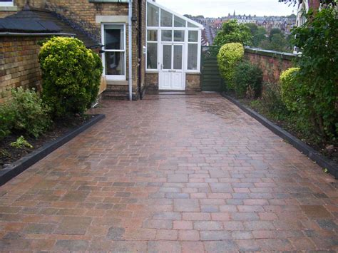 patio paving options scarborough paving groundworks landscaping in north yorkshire