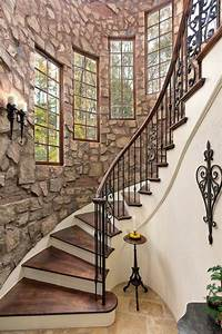 Unusual Stair Railing Designs For The Interior Stairs