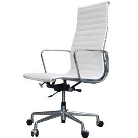 eames aluminum management chair high back eames