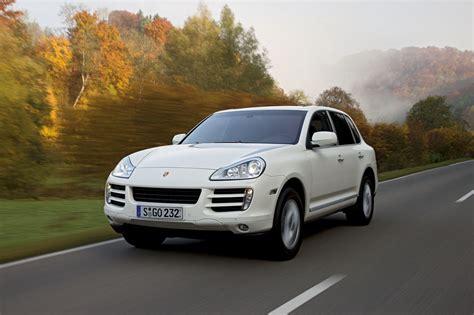 Porsche Cayenne Goes Diesel