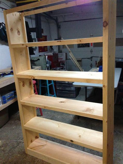 Wood N Things 6 Foot Tall Book Case