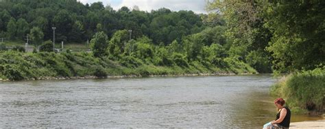 saugeen river access point