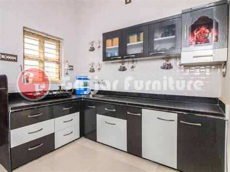 modular pvc designer kitchen furniture  ahmedabad kaka
