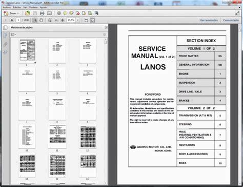 car repair manuals online free 2001 daewoo lanos interior lighting 2001 daewoo lanos workshop manuals free pdf download daewoo matiz 2004 service manual auto