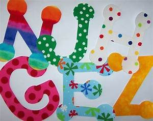 Fabric applique template only alphabet 1 one single letter a for Fabric letter templates