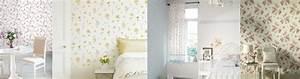Tapete Landhaus Streifen : landhaus tapeten romantisch verspielt und nat rlich ~ Sanjose-hotels-ca.com Haus und Dekorationen
