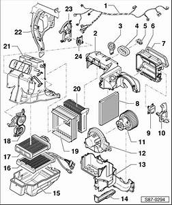 Skoda Workshop Manuals  U0026gt  Fabia Mk2  U0026gt  Heating  Ventilation