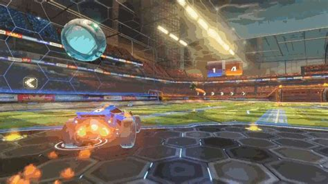 rocket league review car football   video game