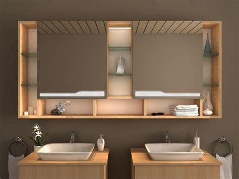 Badezimmer Spiegelschrank Design by Moderner Led Spiegelschrank Nach Ma 223 Einbau M 246 Glich Der