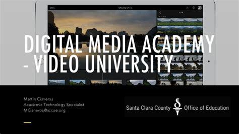 digital media classes digital media academy day 1