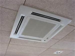 Climatisation Encastrable Plafond : climatisation plafonnier encastrable metz thionville ~ Premium-room.com Idées de Décoration