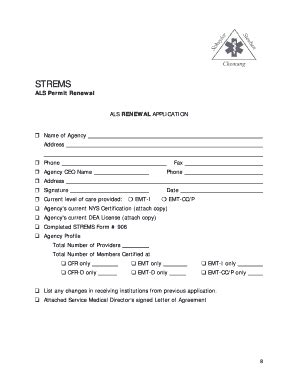 All other licensees and registrants are mailed a renewal form approximately 90 days prior to their license/registration expiration date. Printable renew dea license ny - Fill Out & Download Forms & Templates in PDF ...