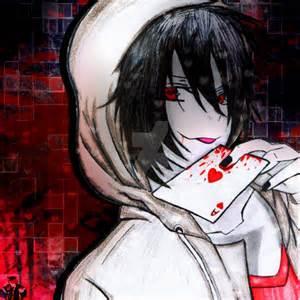 Anime Jeff The Killer As
