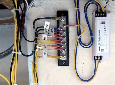 Fishing Boat Wiring Harnes by Wrg 4500 Fishing Boat Wiring Harness Easy To Install