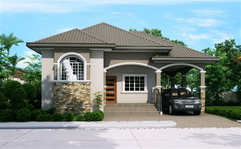 elevated  storey house design home design