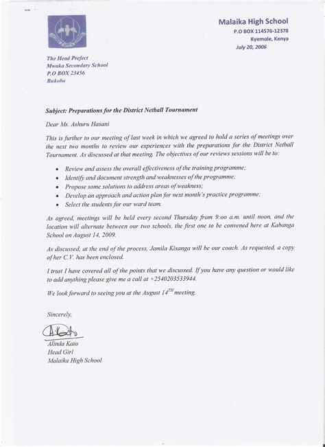 writing formal letters unit 3 writing for effective communication formal 79016