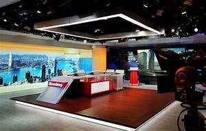 Bloomberg launches updated Hong Kong studio to bolster ...