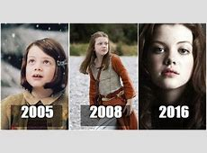 Lucy From The Chronicles Of Narnia Turned 21 & She Looks