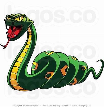 Snake Clipart Rattlesnake Clip Cobra Snakes Venomous