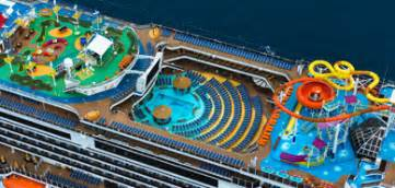 Norwegian Getaway Deck Plan 9 by New Onboard App And Internet Package For Carnival