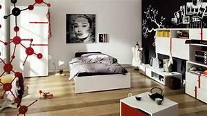 Lit Adolescent Garçon : chambre ado design 35 id es que vos ados adorent ana s chambre ado fille deco chambre et ~ Dode.kayakingforconservation.com Idées de Décoration