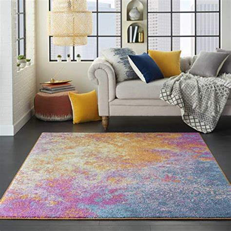 Colorful Throw Rugs by Colorful Rugs