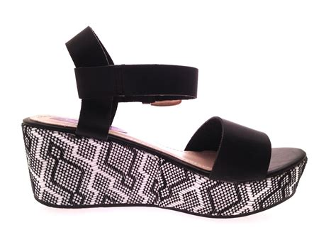Wedge Shoes : Womens Strappy Platform Wedge Sandals Summer Wedges Shoes