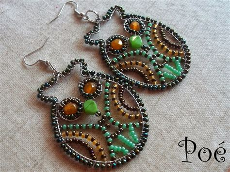 fun wire wrapped owl jewelry tutorials the beading gem s journal