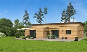 Ossature Bois Maison : constructeur maison individuelle dans le 44 comment bien ~ Melissatoandfro.com Idées de Décoration