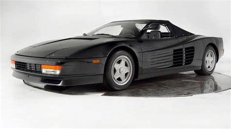 Who's Bad Enough To Buy Michael Jackson's Ferrari