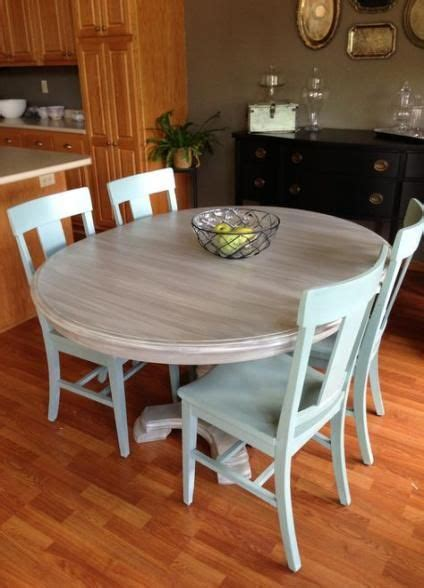 kitchen table makeover grey wall colors  ideas kitchen