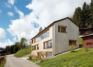 Haus Am Hang : haus am hang vorarlberger holzbaukunst ~ A.2002-acura-tl-radio.info Haus und Dekorationen