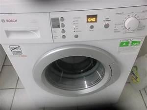Transportsicherung Waschmaschine Kaufen : waschmaschine bosch neu und gebraucht kaufen bei ~ Michelbontemps.com Haus und Dekorationen