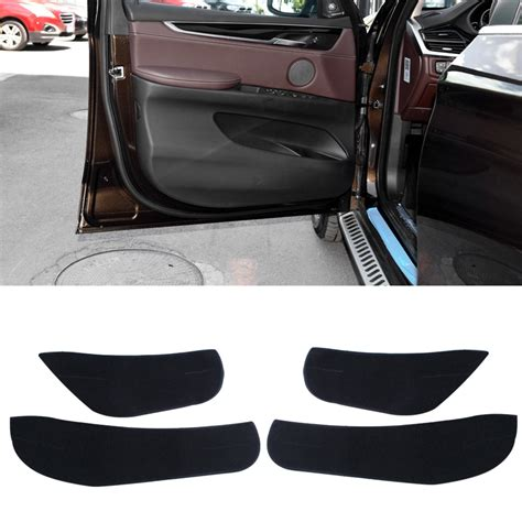protection si鑒e auto 2 colors car styling protector side edge protection pad protected anti kick door mats cover for bmw x5 x6 2014 2015 2016 on aliexpress com