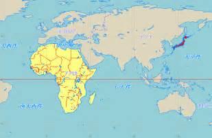 エリトリア:エリトリア地図