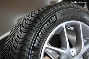 Pneu Michelin Hiver : pr sentation du pneu michelin crossclimate le pneu t qui est aussi un pneu hiver 4legend ~ Medecine-chirurgie-esthetiques.com Avis de Voitures