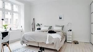 Bett Skandinavisches Design : schlafzimmerm bel modernes schlafzimmer einrichten bett kleiderschrank nachttisch ~ Markanthonyermac.com Haus und Dekorationen