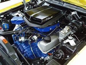 1970 Ford Torino 429 Cobra Jet Engine