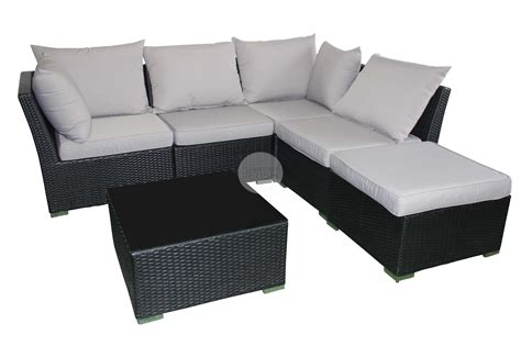 outdoor sofa with chaise outdoor sofa lounge with chaise coffee table rattan