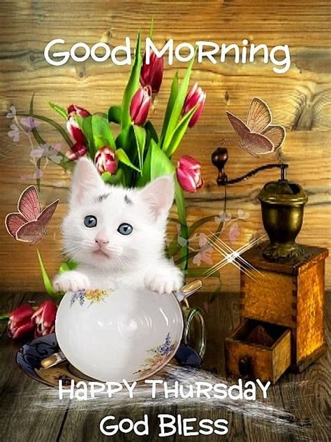 good morning happy thursday god bless pictures